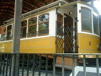 Streetcars in Mexico City - Image: Tranvía 2 Tetepilco STE Museo