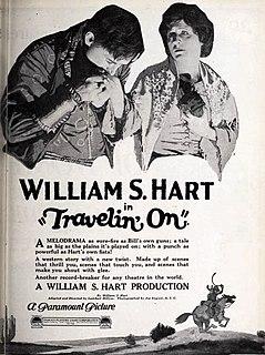 <i>Travelin On</i> (film) 1922 film by Lambert Hillyer