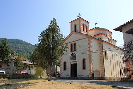 Trgoviste Church