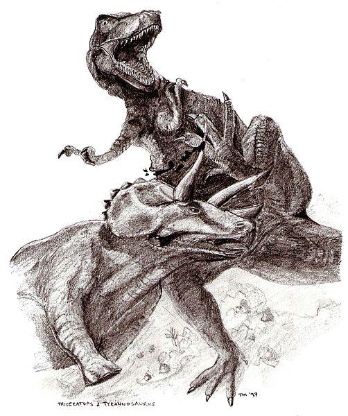 Tiranosaurio-principal-depredador