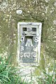 Trig point detail - geograph.org.uk - 382290.jpg