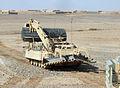 Trojan AVRE in Helmand, Afghanistan MOD 45151228.jpg