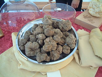 Croatian cuisine - White Truffles from Istria