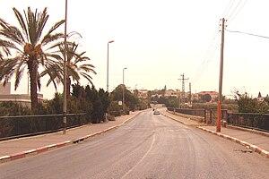 Tuba-Zangariyye - Entrance to Tuba-Zangariyye