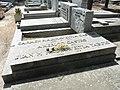 Tumba de Carmen Madinaveitia Castro y Américo Castro, cementerio civil de Madrid 01.jpg