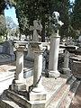 Tumba de Eduardo Sojo, cementerio civil de Madrid 01.jpg