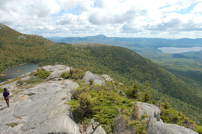 File:Tumbledown Mountain Maine Summit.jpg