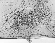Plan De La Ville De Cluses Avenue Paul Bechet