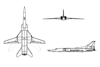 Gambar Tupolev Tu-22M