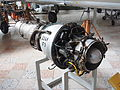 Turbomeca Marbore II (1952) used in Fouga CM170 Magister, at Flugausstellung Hermeskeil.JPG