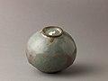 Two-eared jar, Jun ware MET SLP1665-2.jpg