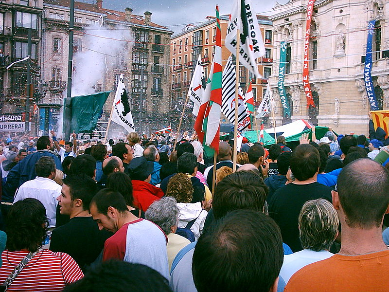 Celebrations at the Semana Grande