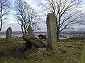 Tyrebagger Stone Circle - geograph.org.uk - 257895.jpg
