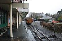 Tywyn Wharf station, Talyllyn Railway - geograph.org.uk - 1657439.jpg