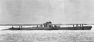 German submarine U-32 (1937) - Image: U 32 IWM HU 1011