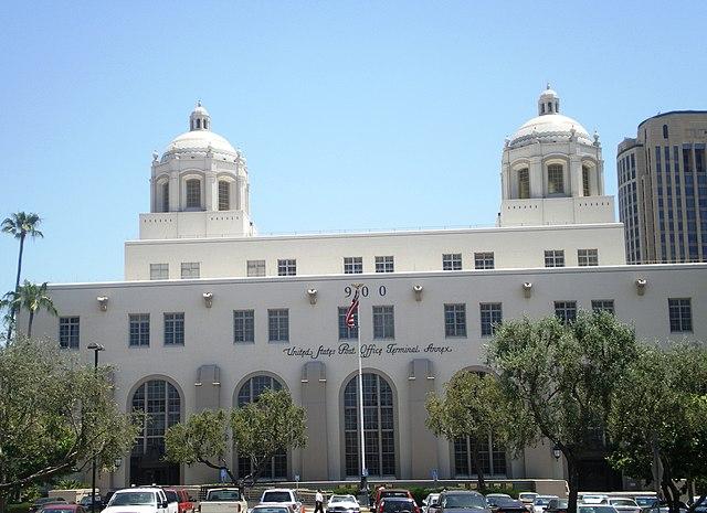 Терминал «Аннекс», Лос-Анджелес