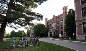 University of Missouri–St. Louis - Provincial House, home of the Pierre Laclede Honors College