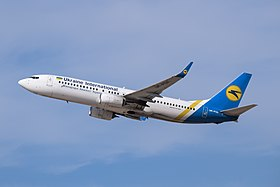 Image illustrative de l'article Vol Ukraine International Airlines 752