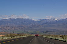 U S Route 395 In California Wikipedia