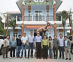USAID Vietnam Mission Director Michael Greene Visits Thua Thien Hue Province (40962325941).jpg