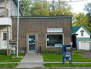Thompson, Pennsylvania - Thompson's post office
