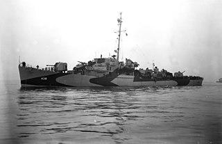 USS <i>Corbesier</i> (DE-438)