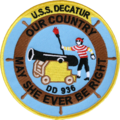 USS Decatur (DD-936) patch 1960.png