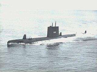 USS <i>Harder</i> (SS-568)