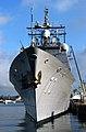 USS Lake Erie (CG-70) bow.jpg