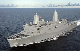 Image illustrative de l'article USS Mesa Verde (LPD-19)