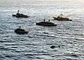 USS Nitze, USS Boone, Baja California & BNS Bosisio in 2011.jpg