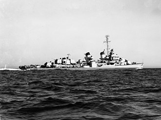 USS Robinson (DD-562) - Robinson in January 1946