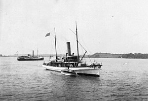 USS Standish (1864) - Image: USS Standish (1865 1921)