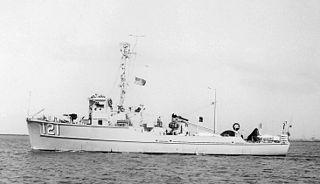 USS <i>Bluebird</i> (AMS-121)