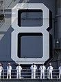 US Navy 090914-N-6597H-116 ailors assigned to the Wasp class-amphibious assault ship USS Makin Island (LHD 8) man the rails.jpg