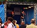 Uetersen stadtfest m radio nora.JPG