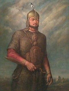 Timurid prince, son of Timur