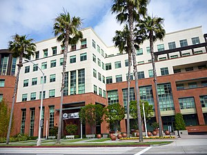 Universal Music Group - UMG's headquarters in Santa Monica, California