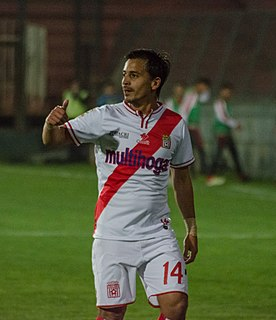 Carlos Espinosa Chilean football midfielder