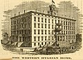 United States hotel guide and railway companion for 1867- being a directory to the best hotel in nearly all the principal cities and towns throughout the United States. With supplement (1867) (14737978146).jpg