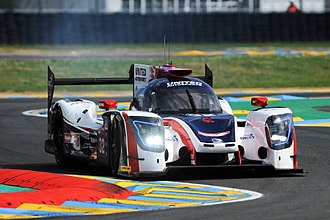 2018 24 Hours of Le Mans - Image: United autosports le mans 2018 wednesday 03 (41000647950)
