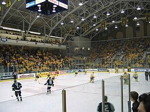 Ice hockey team of University of Michigan, Yos...