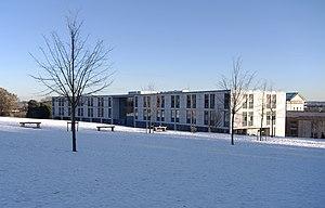 University of Nottingham Students' Union - Image: University Park MMB J9 Portland Building