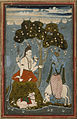 Unknown Indian - Shiva and Krishna - Google Art Project.jpg