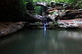 Upper-waterfalls-old-mans-cave-bridge - West Virginia - ForestWander.jpg