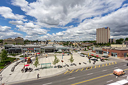 Downtown Waterloo