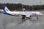 Ural Airlines, VP-BBQ, Airbus A320-214 (21354837212) (2).jpg