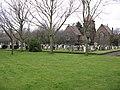 Urmston Cemetery - geograph.org.uk - 1184796.jpg