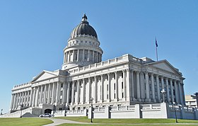 Image illustrative de l'article Capitole de l'État de l'Utah
