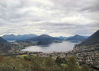 Ørsta Municipality in Møre og Romsdal, Norway